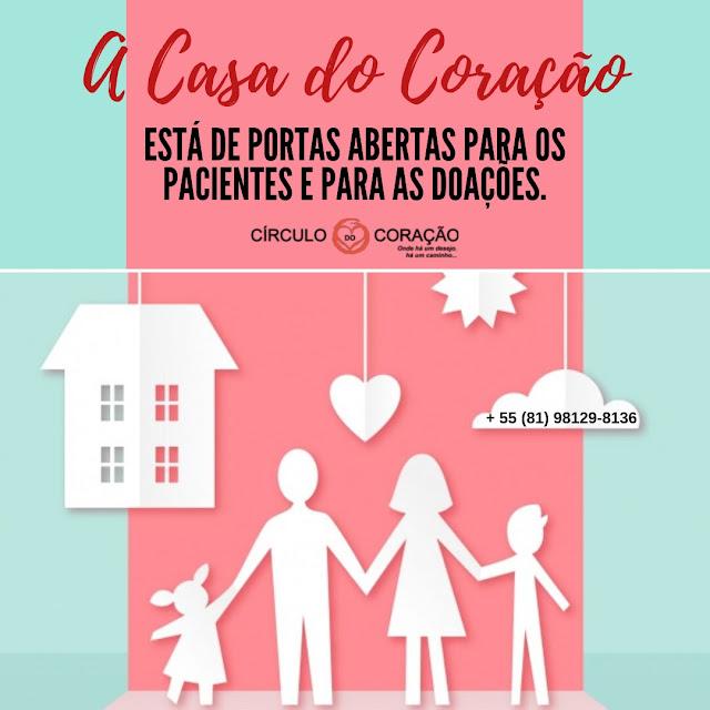Círculo do Coração Casa do Coração  em Recife