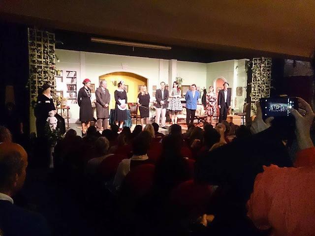Κωμωδία σε σκηνοθεσία της Άννας Φόνσου στο Πνευματικό Κέντρο της Νέας Κίου
