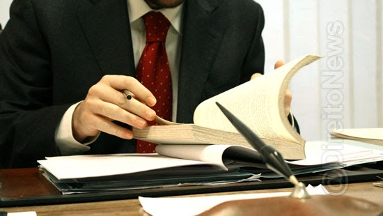 stj intimacao advogado processo ampla defesa