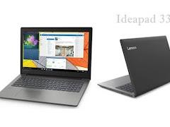 Spesifikasi dan Harga Laptop Lenovo Ideapad 330