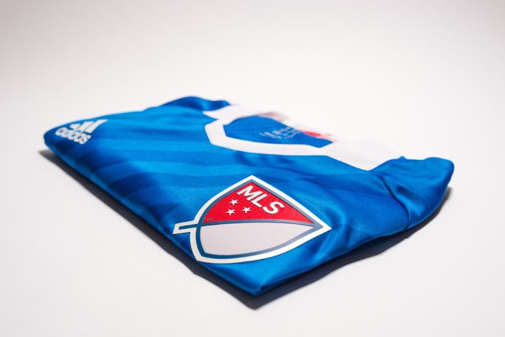 La camiseta adidas del All Star de la MLS