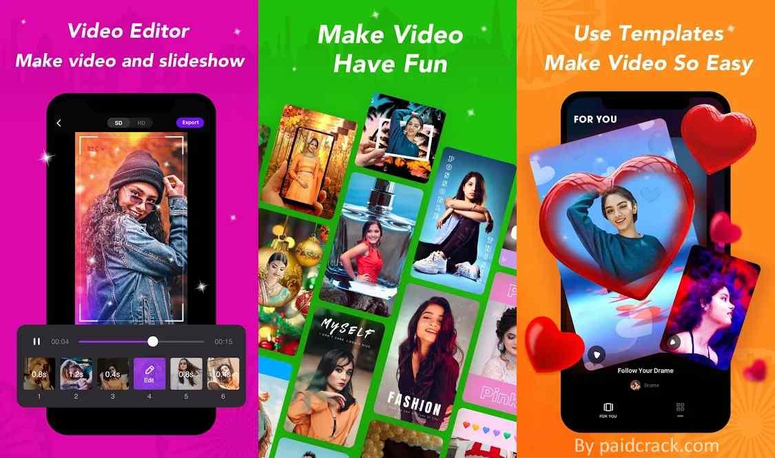 Vieka Video Editor Pro Mod  Apk 1.4.8 No Watermark
