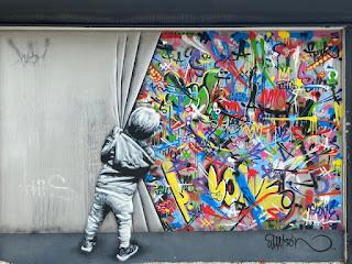 artwork on wynwood walls