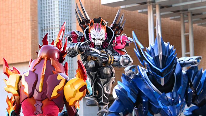 Kamen Rider Saber Episode 30 Subtitle Indonesia