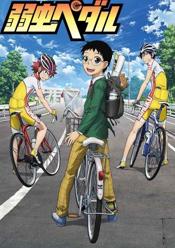 Yowamushi Pedal BD (Episode 01 – 38) Subtitle Indonesia