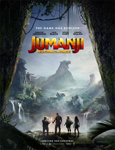Ver Jumanji: En la selva (2017)