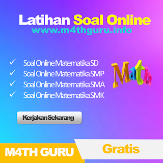 Asesment Matematika SMA Latihan (UN) Program IPA (Bagian 3)