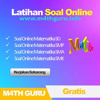Asesment Matematika SMA Latihan (UN) Program IPA (Bagian 1)