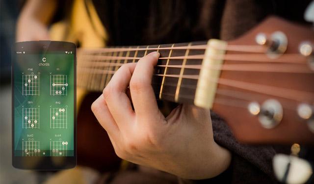 Aplikasi Kunci Gitar Android Terbaik Terlengkap