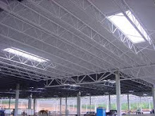 Oakland County Commercial Painting, Metal Deck Ceiling Spraying in Michigan