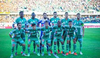 مشاهدة مباراة الرجاء ومولودية الجزائر