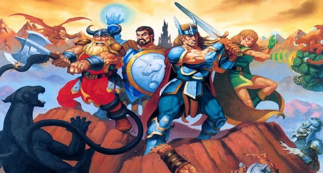 Dungeons & Dragons y los videojuegos - Mystara
