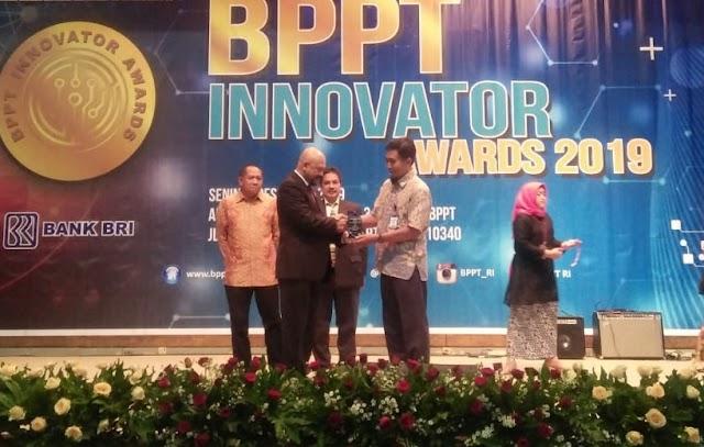 BPPT Berikan Penghargaan Kepada Inovator Produk Dalam Negeri