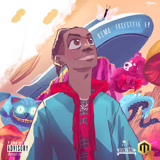 ALBUM: Rema – Freestyle EP