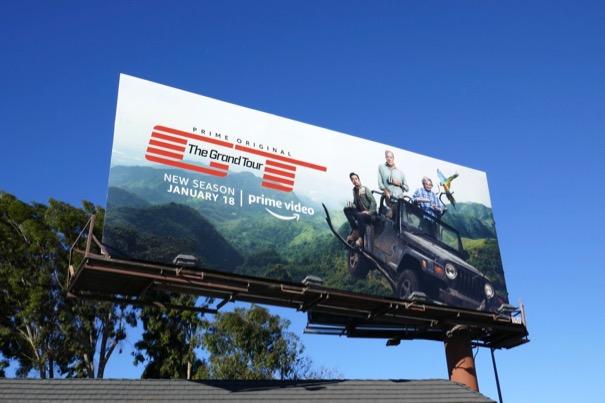 Grand Tour season 3 billboard