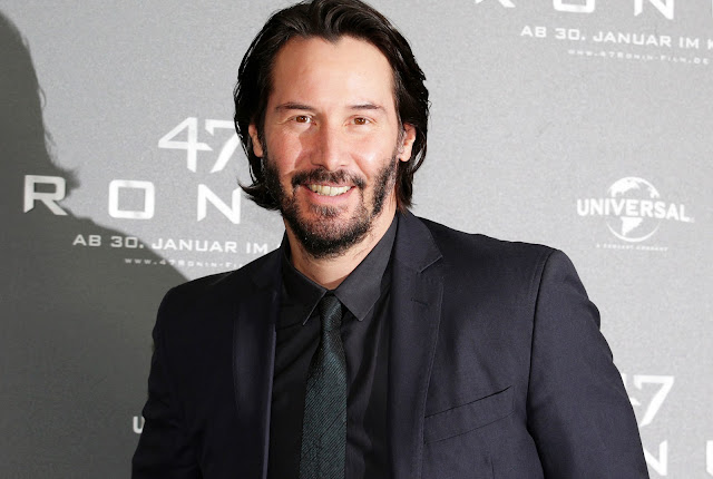 """Keanu Reeves negocia para se juntar ao elenco de """"Os Eternos"""""""