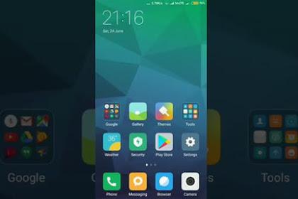 Cara Menyembunyikan (Hide) Aplikasi di HP Xiaomi Paling Mudah