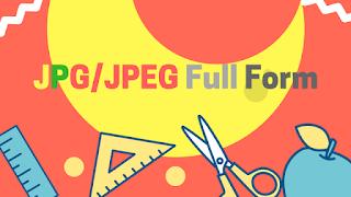jpg full form
