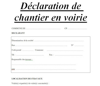 modèle permission de voirie permission de voirie permanente, accord de voirie permission de voirie, permission de voirie définition autorisation d'entreprendre des travaux, permission de voirie particulier,