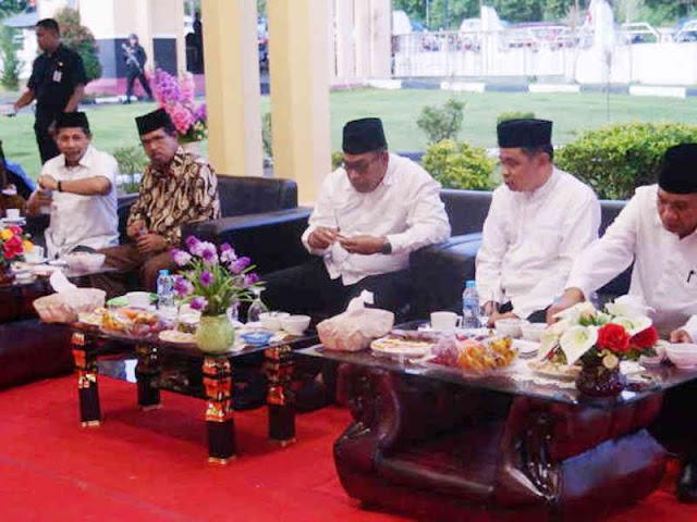 Murad Ismail Gelar Safari Ramadhan di Seram Bagian Barat