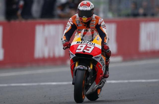 Video Full Race MotoGP German 2018 :Marquez Rebut Juara Lagi di #GermanGP