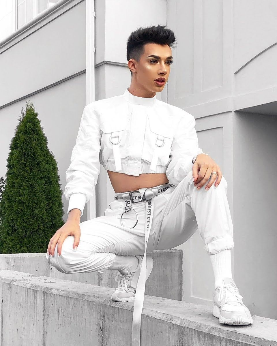 Cute All White Outfit