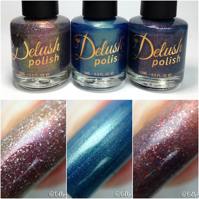 Delush Polish-No Vacancy Trio