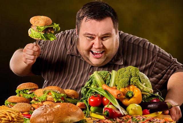 Nafsu Makan Menaik