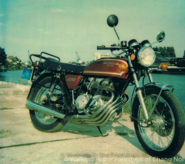 Honda CB400FS