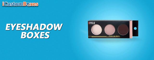 Eye shadow Box Packaging