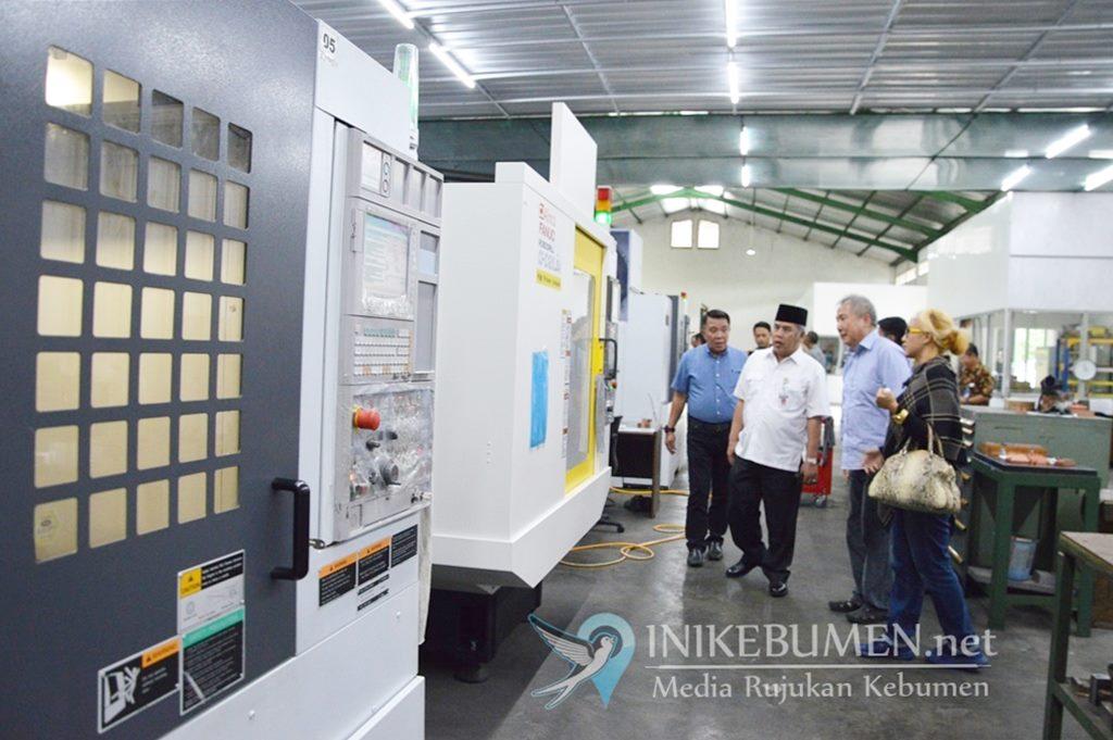 Pembangunan Kawasan Industri dan Produksi Garam Kebumen Masuk di Perpres 79 Tahun 2019