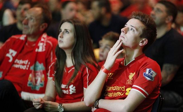 قلق جماهير ليفربول