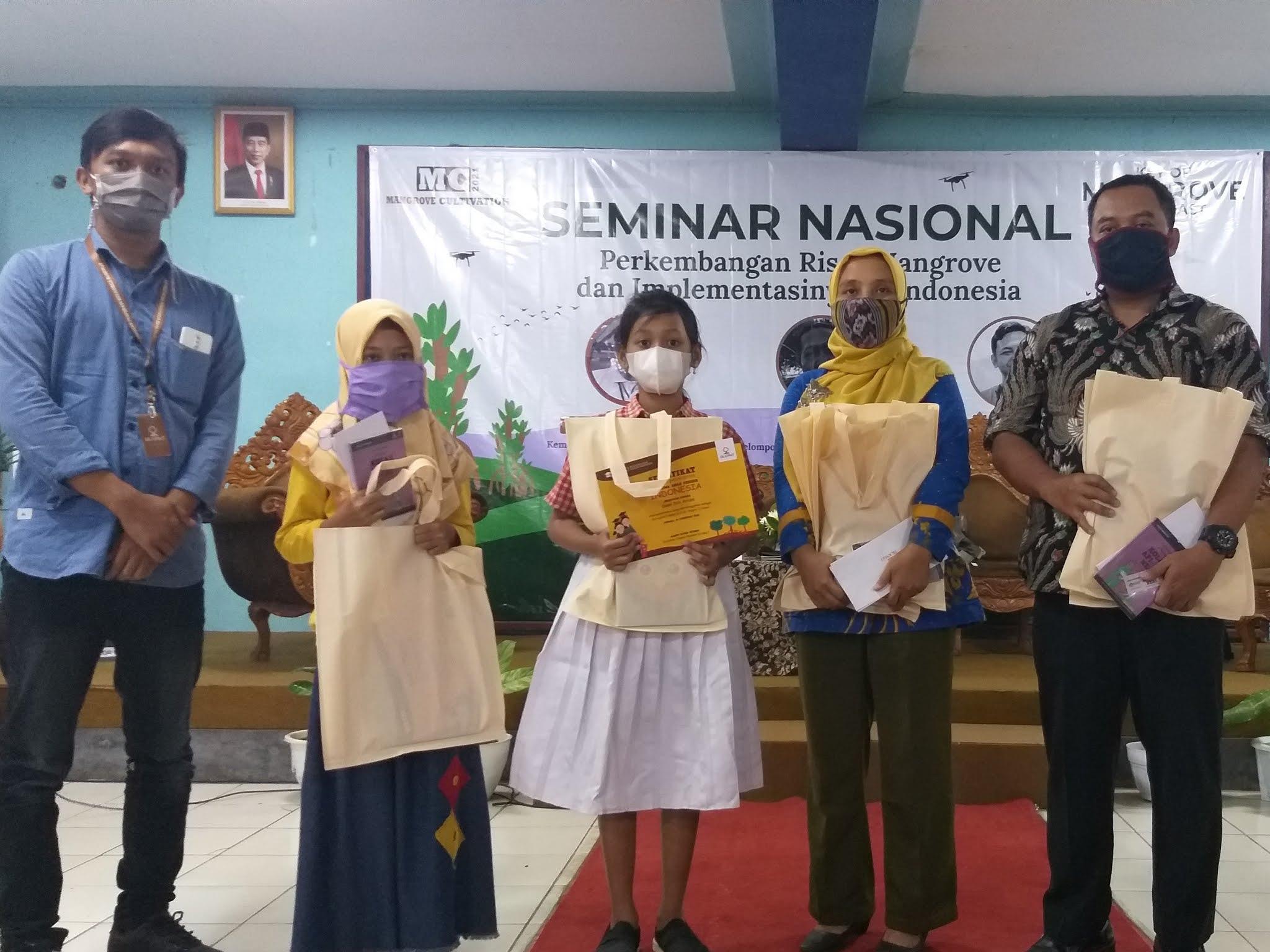 Donasi KeAMaT untuk Beasiswa Anak Pesisir Indonesia