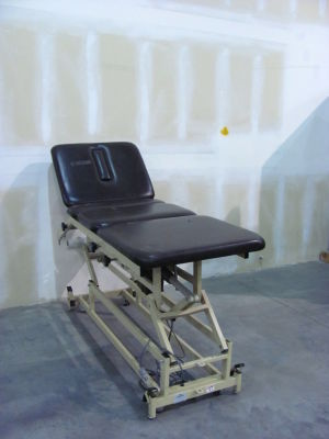 Triton TRE-DH3 Hi-Lo Treatment Table - Pre-Owned | Med-Tech