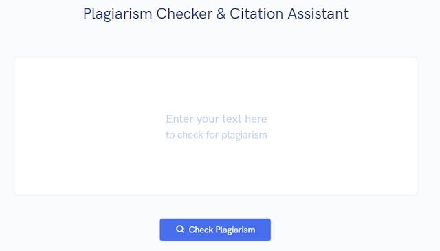 best plagiarism checker 2020 free