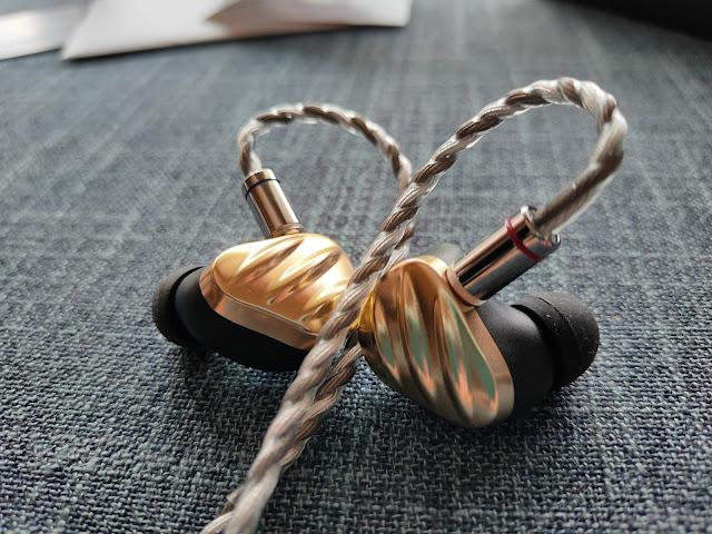 BGVP NS9 可換調音管2動圈7動鐵高音質 圈鐵入耳式機 - 17