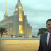 Un Templo en la Ciudad Eterna, en Tierras caminadas por Pedro y Pablo. De Sueño a Realidad