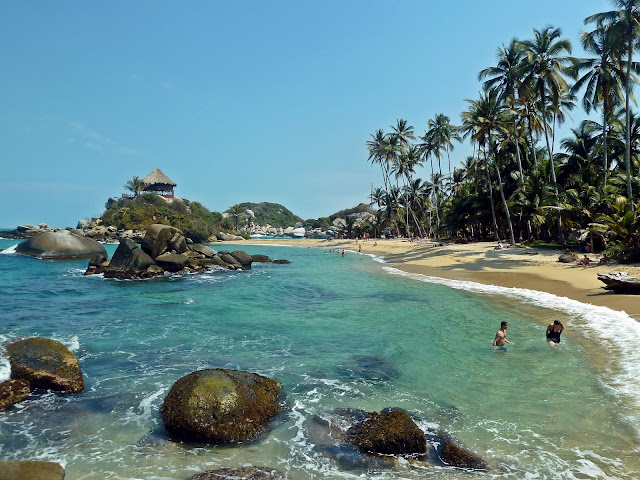 PLACES TO VISIT COLOMBIA