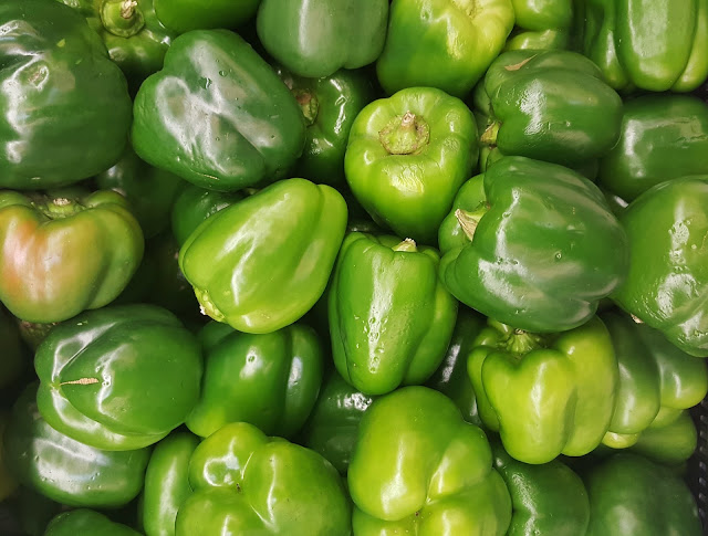 Green Bell Pepper Benefits for Health, Skin and Hair