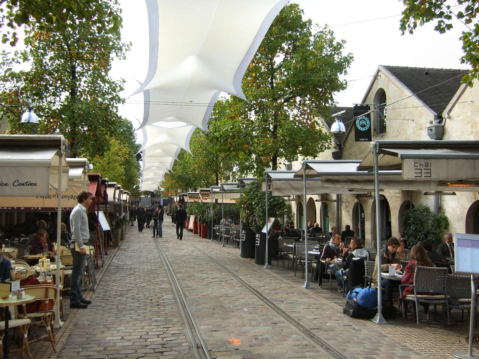 Restaurant Cour Saint Emilion