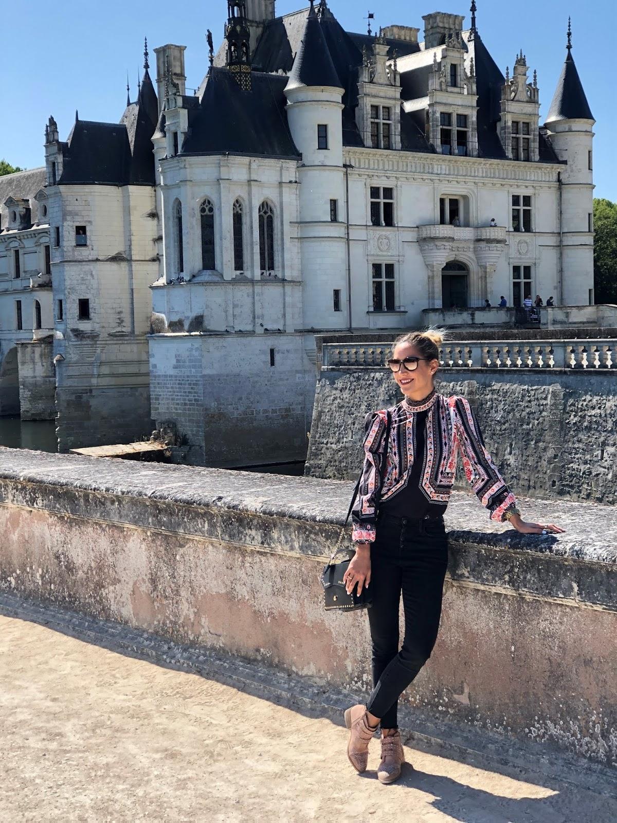 Fitness And Chicness-Viaje Ribera del Loira Bretaña y Normandia-3