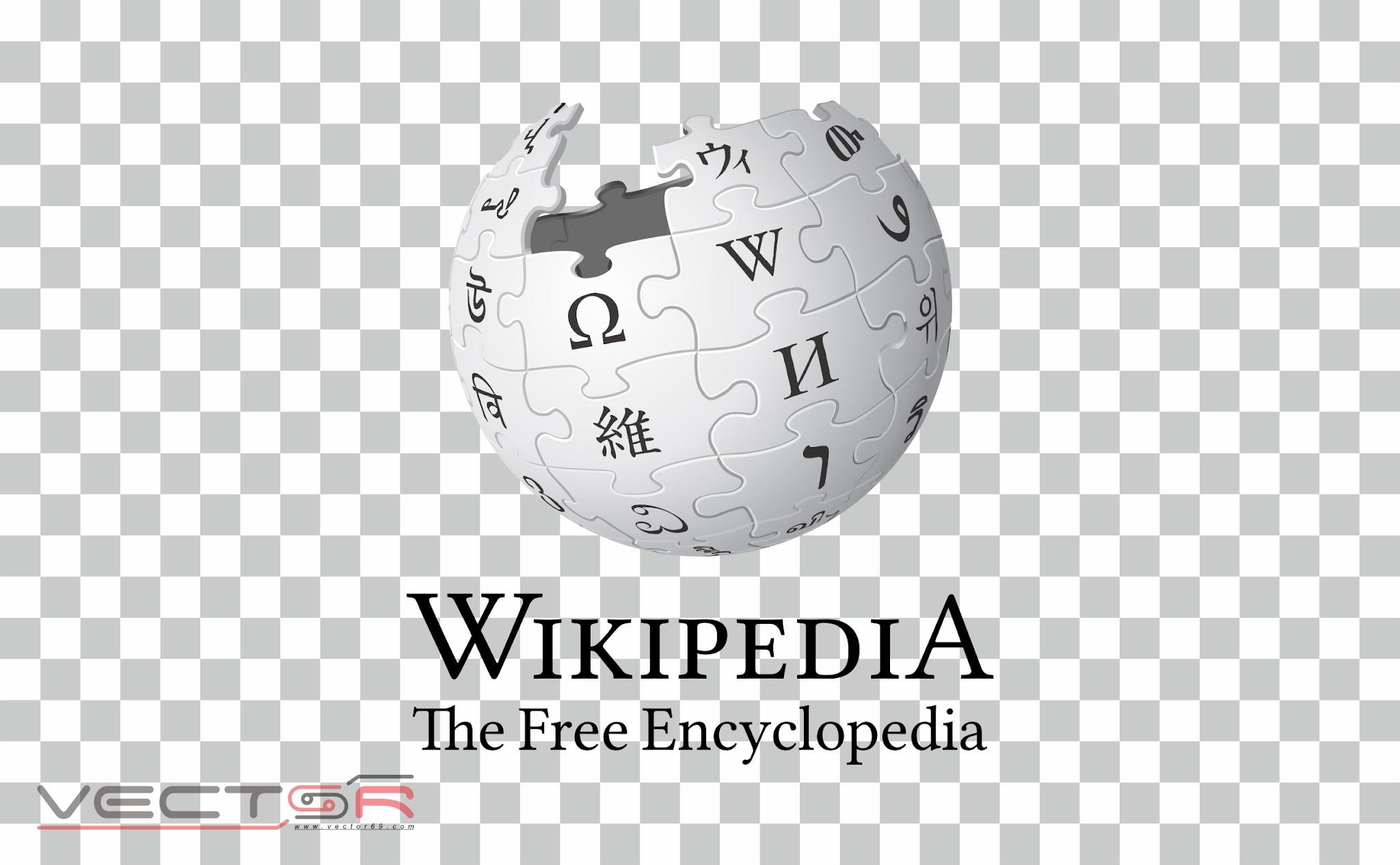 Wikipedia Logo - Download Vector File AI (Adobe Illustrator)