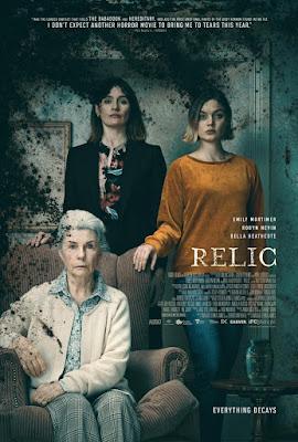 Relic [2020] [NTSC/DVDR- Custom HD] Ingles, Subtitulos Español Latino