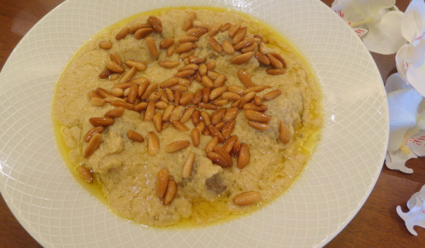 Kibbe Arnabiyye is the Queen of kibbe recipes and this dish is usually made for just VIPs Kibbe Arnabiyye Recipe