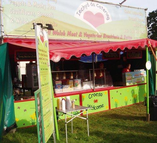 Nottingham Food Festival Times