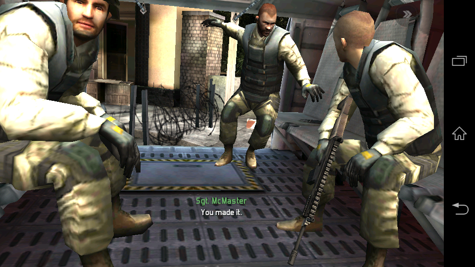 Modern Combat 3: Fallen Nation Apk Data obb