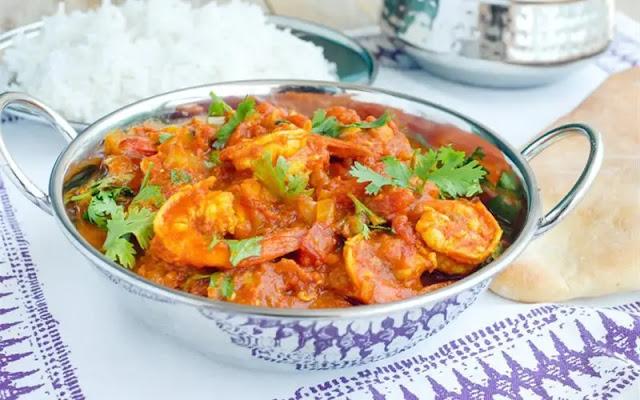 Delicious Shrimp curry homemade recipe restaurant style
