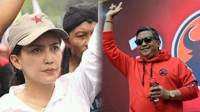 Ditolak Polisi, Laporan Rijal Kobar terhadap Rieke dan Hasto Diterima sebagai Aduan Masyarakat