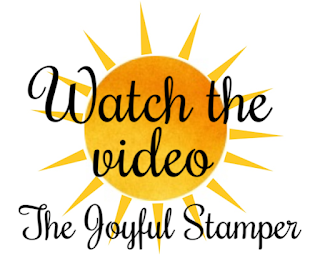 video demonstration of Mother's Day Fun Fold card | Nicole Steele The Joyful Stamper
