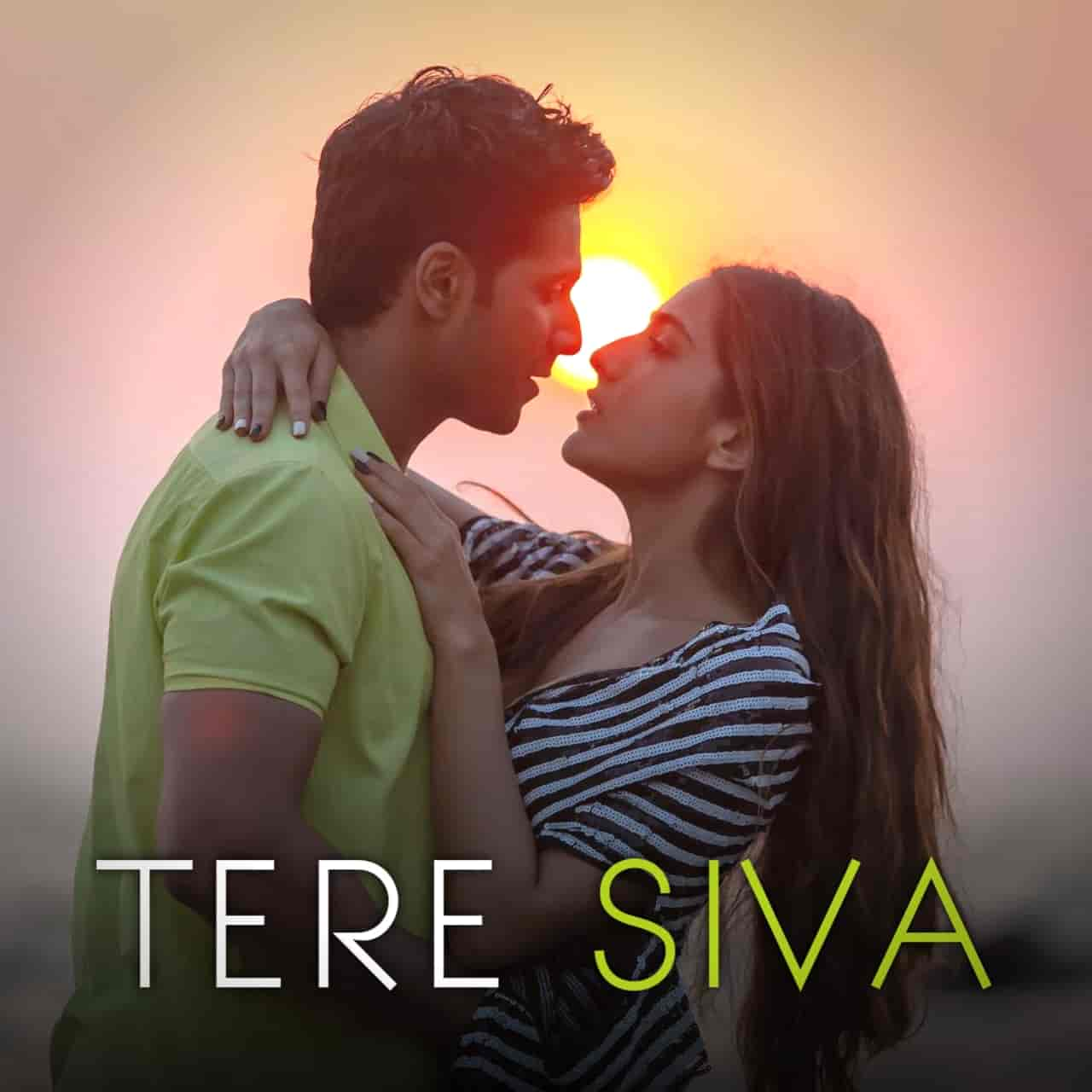 Tere Siva Hindi Song Image Features Varun Dhawan and Sara Ali Khan From Movie Coolie No.1